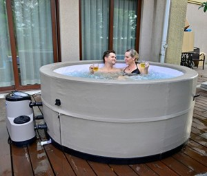 great portable hot tub