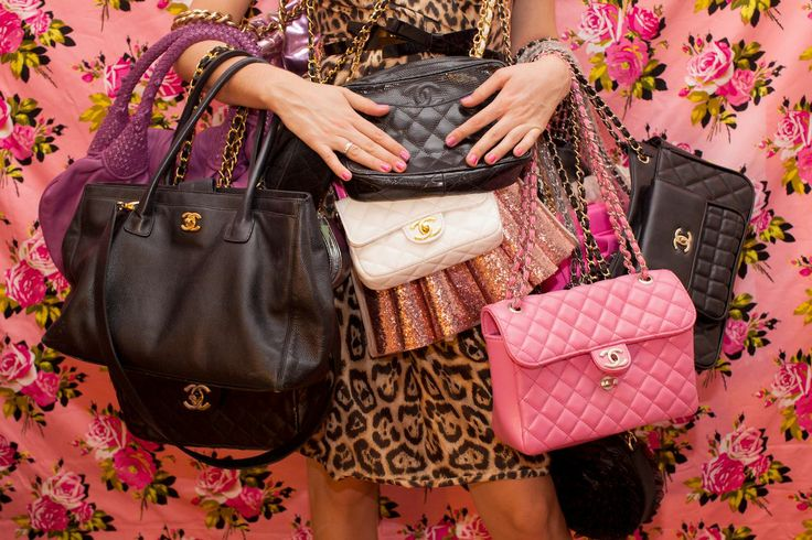 Typically Handbags Depending on Occasion