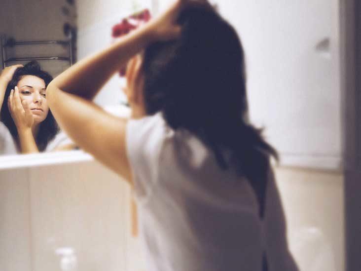 Hair treatment for hair loss control