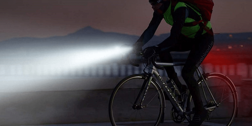 Save money while having fun at night with LED bike lights