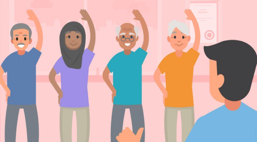 dementia day care Singapore