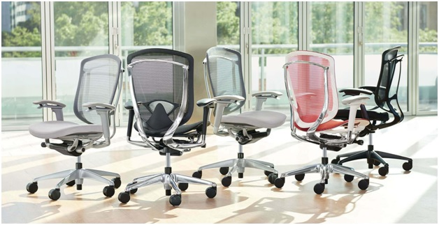Decorate your office with the new furniture range from BFX stores