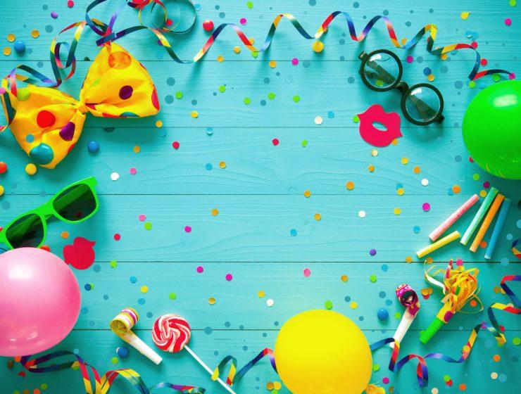 birthday themes